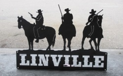Linville Sign