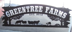 Greentree Farms Sign