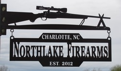 NorthLake Firearms Sign