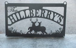 The Hillberrys Sign