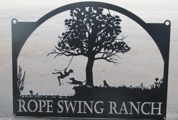 Rope Swing Ranch
