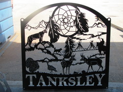 Tanksley Sign