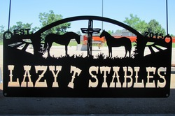 Lazy T Stables