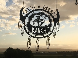 Catch a Dream Ranch Sign