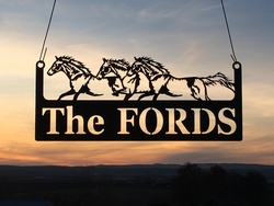 The Fords Sign