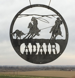 Ranch Signs 2 | Ranch Signs, Gates, and Custom Metal Art by