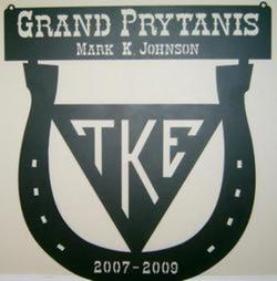 Grand Prytanis Sign