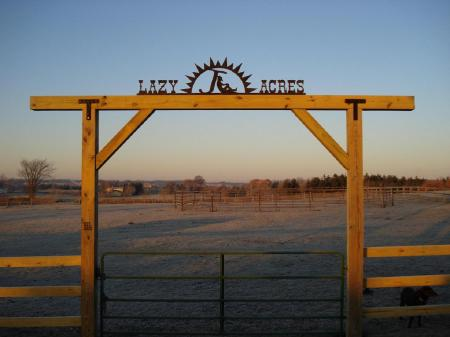 Photo Gallery Ranch Signs Gates And Custom Metal Art