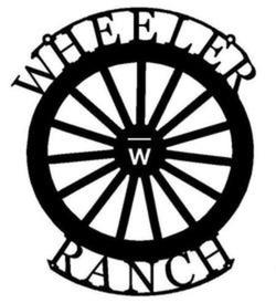 Wheeler Ranch Sign