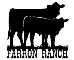 Farron Ranch Sign