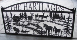 Hartlage Sign