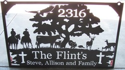 The Flints Sign