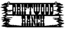 Driftwood Ranch Sign