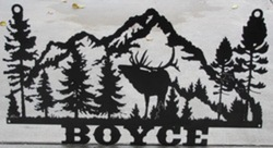 Boyce Ranch Sign
