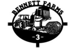 Bennett Farms Sign