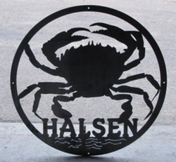 Halsen Name Sign