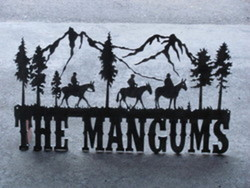 The Mangums Sign