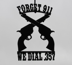 Forget 911, We Dial .357