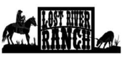 Lost River Ranch Sign